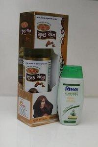 Vimal Sukhad Chandan Hair Oil - 1000 ml