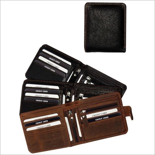 Men Fancy Leather Wallet