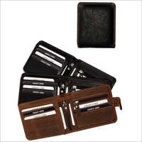Men Fancy Leather Wallet