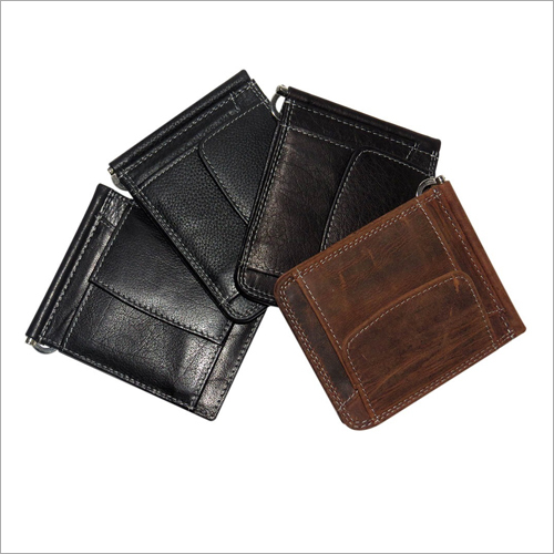 Pure Leather Coin Wallet