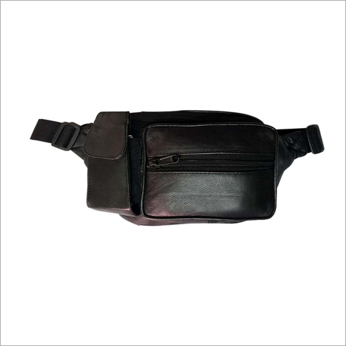 Pure Leather Waist Pouch