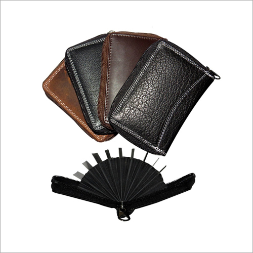 Ladies Pure Leather Card Holder