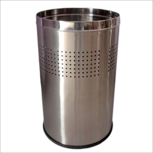 Stainless Steel Open Perforated Bins