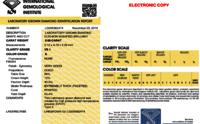 Square Cushion Modified Brilliantcut 0.57Ct F Si1  Igi Certified Cvd Type2A