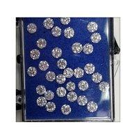 Cvd Diamond 2ct J VS1 Round Brilliant Cut Lab Grown HPHT Loose Stones TCW 1