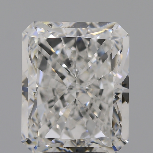 Cvd Diamond 4.87ct F SI1 Radiant Cut Diamond IGI CERTIFIED