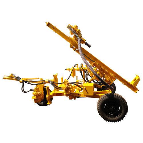 Hydraulic Deep Rock Wagon Drilling Rig