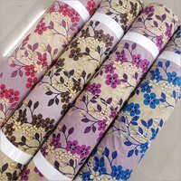 Bedroom Printed Curtain Fabric