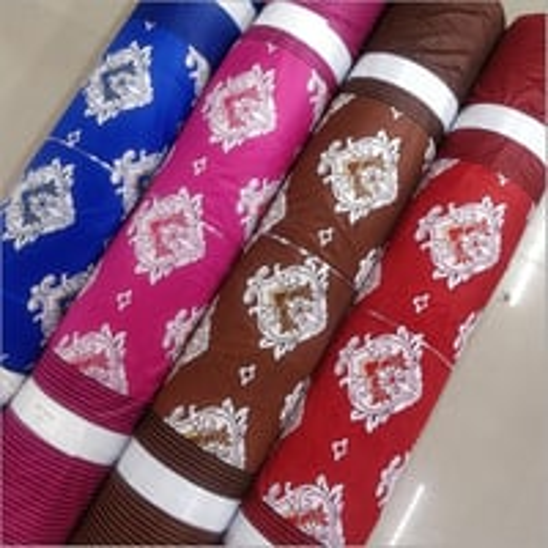Silky Curtain Fabric