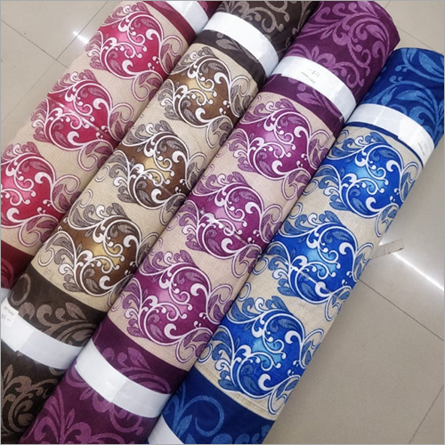 Fancy Printed Curtain Fabric
