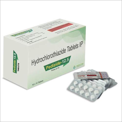 Hydrochlorothiazide Tablets IP