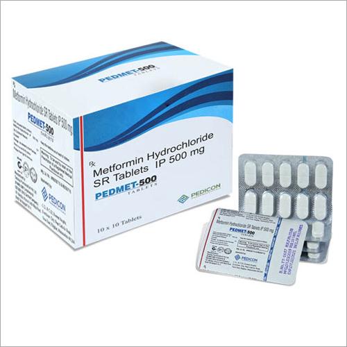 METFORMINE HYDROCLORIDE SR