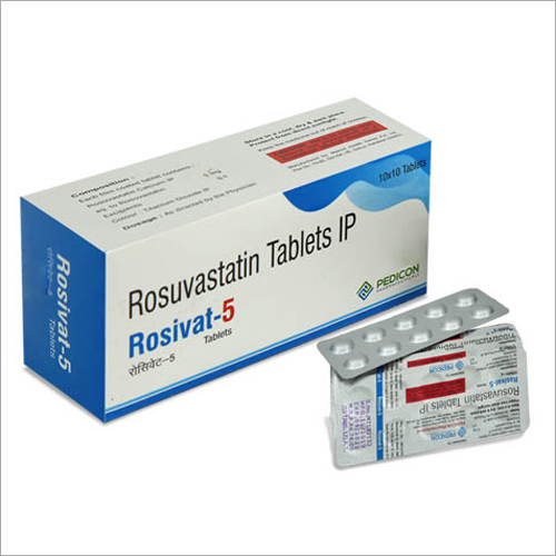 Rosuvastatin Tablets IP
