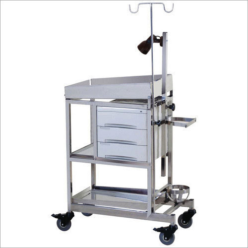 Baby Resuscitation Trolley