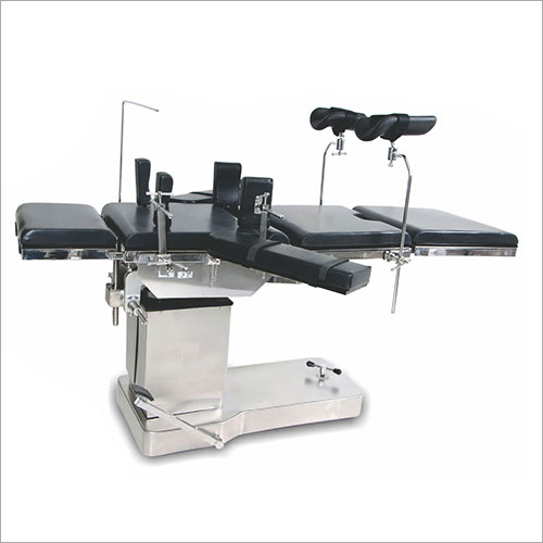 Manual Hydraulic Operating Ot Table