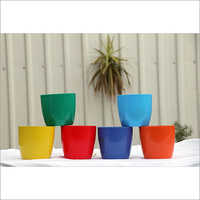 Plastic Table Pot
