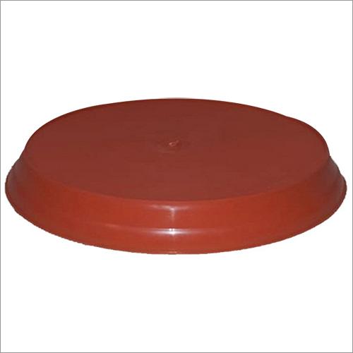 6 Inch Plastic Planter Plate