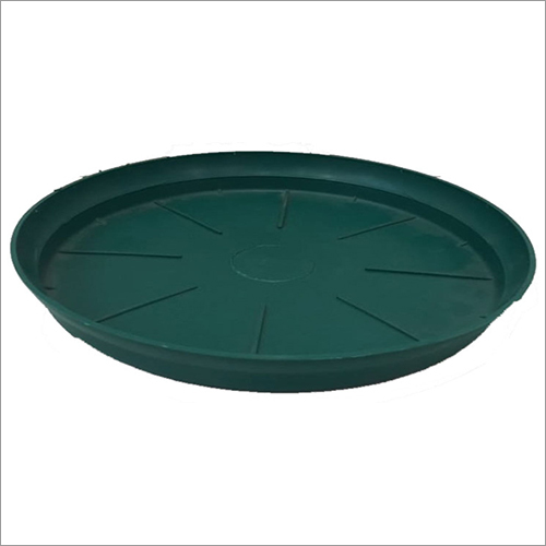 12 Inch Plastic Planter Plate