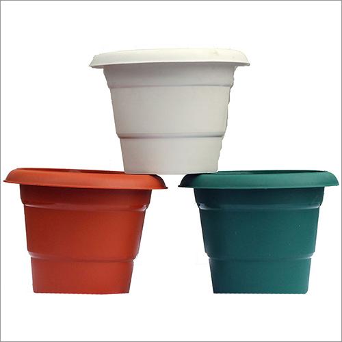 10 Inch Plastic Deluxe Nursery Pots