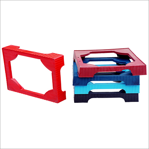Plastic Refrigerator Square Stands