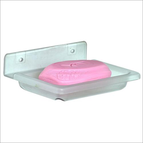 Plastic Square Soap Dish
