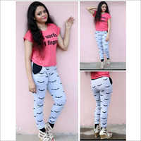 Ladies Designer Jegging