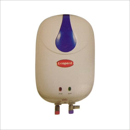 ABS Plastic Body Water Geyser