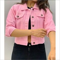 Ladies Full Sleeves Jacket