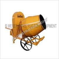Weber Portable Concrete Mixer
