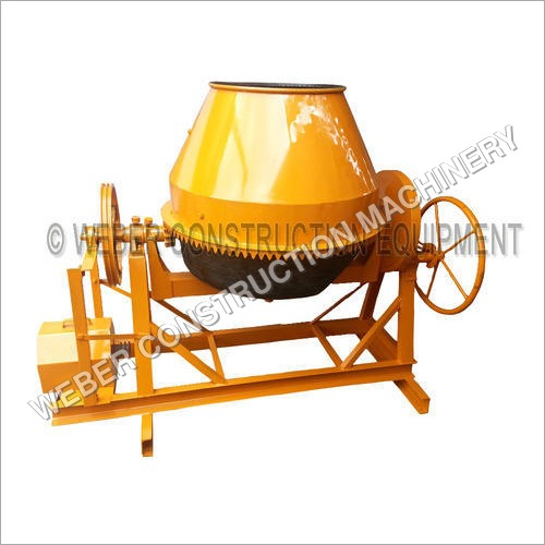Weber Stand Type Concrete Mixer