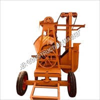 Weber Concrete Mixer With Lift