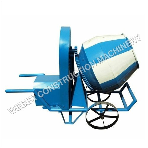 Weber Hand Operated Concrete Mixer