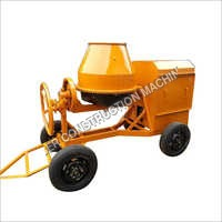 Weber Half Bag CI Drum Concrete Mixer