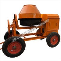 Weber Hand Feeded Concrete Mixer