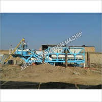 Weber Mobile Type Concrete Batching Plant