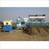 Weber 15-Mobile Concrete Batching Plant
