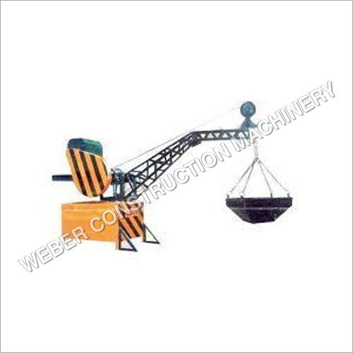 Weber Construction Mini Crane