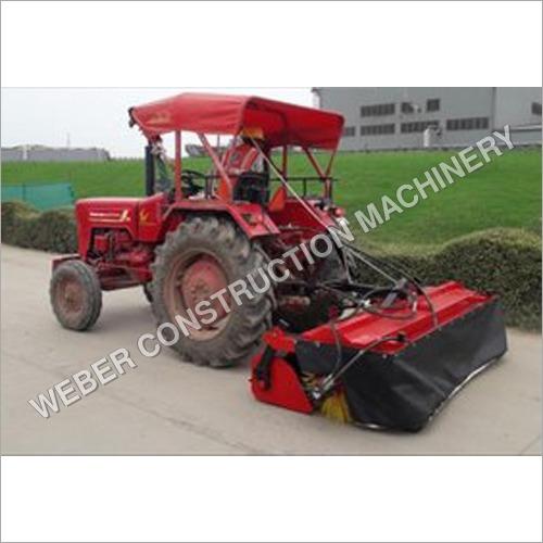 Weber Road Sweeper Machine