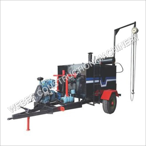 Weber Road Sprayer