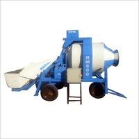 Weber Portable Reversible Concrete Mixer