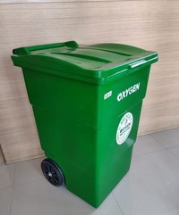 Waste Bins with Wheel & Close Lid