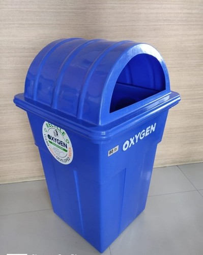 Waste Bins with Open Pocket