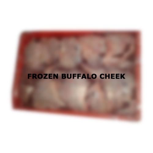 Frozen Buffalo Cheek