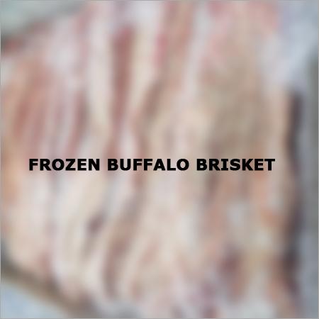 Frozen Buffalo Brisket