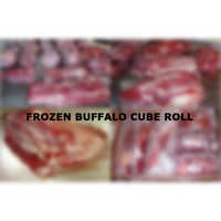 Frozen Buffalo Cube Roll