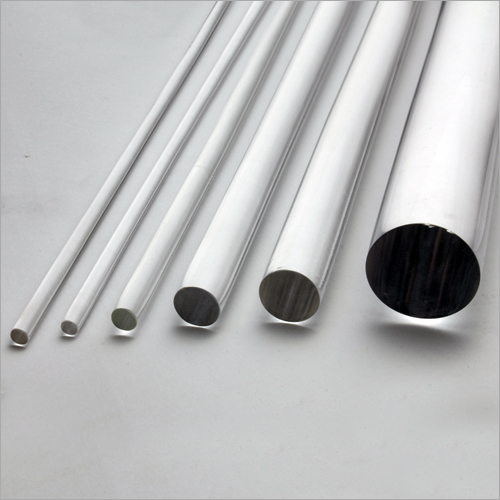 Cast Acrylic Round Rod