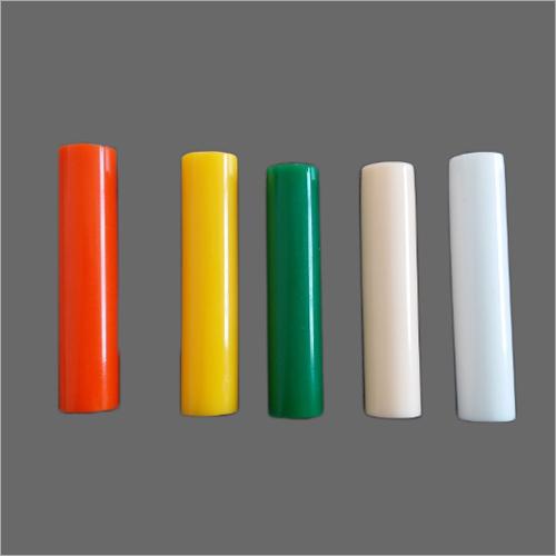 Acrylic Colour Round Rod