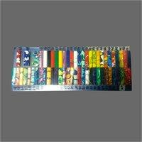 Fluorescent Marble Acrylic Rod