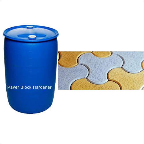Paver Block Liquid Hardener Chemical