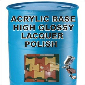 Acrylic Base High Glossy Lacquer Polish